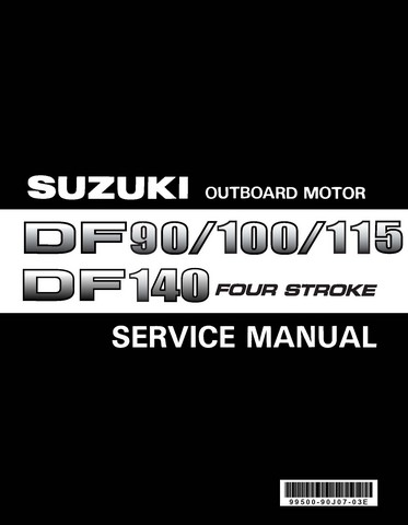 41231223 download 1988 2011 suzuki marine outboard service manual for dt df Suzuki DT40 Outboard Parts Diagrams at n-0.co